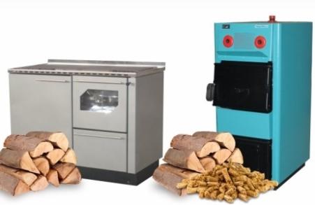 Biomassa ketels